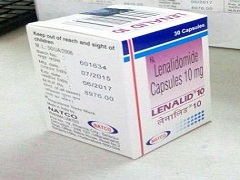 来那度胺可用于治疗新诊断多发性骨髓瘤